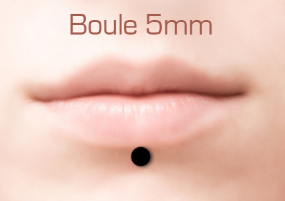 piercing-labret-decale-taille-boule-5mm