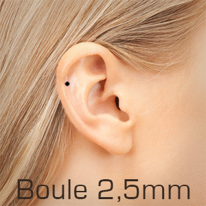 piercing-helix-taille-boule-2,5mm